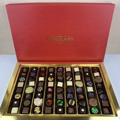La Scatola Regalo, 72 cioccolatini